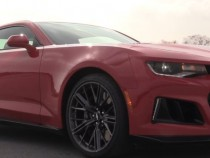 The 2017 Chevrolet Camaro ZL1 Gives A Modern Look To A Classic Car