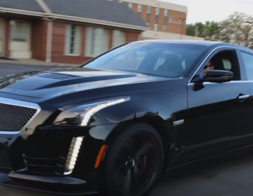 Cadillac Sedans Will Soon Warn Each Other About Traffic Collisions