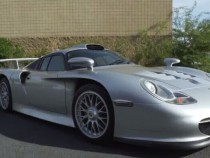 Why A Rare Porsche 911 GT1 Strassenversion Has Made A World Record