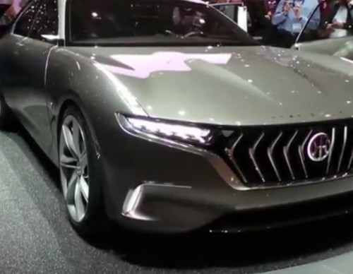 Hybrid Kinetic's H600 Concept Car to Retain 90% of Concept Design; Launches 2020