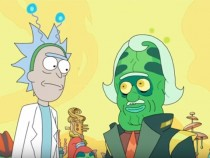 Rick Sanchez Doesn't Care If He's Dealing With Humans Or Aliens.