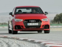 2017 Audi RS3 Sedan Has Beauty Without Compromising On Power