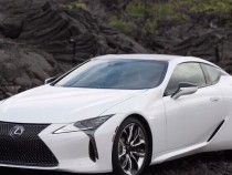 The All-new 2018 Lexus LC 500 And Its Historic Debut