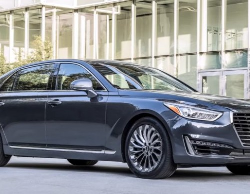 Hyundai Genesis Plunges Luxury, Comfort And Power With The All-new G90