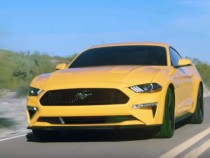 Ford Equips Mustang And F-150 With The Pedestrian Detection System