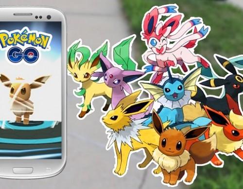Niantic Revamps Eevee's Entire Evolution In Pokemon GO