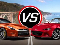 The Battle Is On! Nissan GT-R Versus Mazda MX-5 MIATA: Who Holds The Upper Hand?