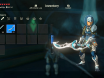 Zelda: Breath Of The Wild Guide To All Zora Gear And Location