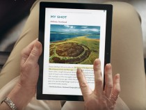 Kindle iOS App Adds 'Send To Kindle'