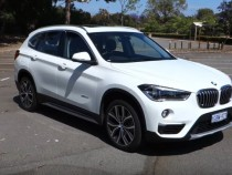 2017 BMW X1 Is A Small And Nimble Crossover That Gets The Job Done