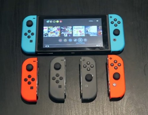 Nintendo Switch Joy-Con Sync Issues Due To 'Manufacturing Variation'