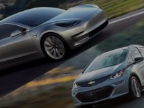 Volvo's EV vs Tesla Model 3 vs Chevrolet's Bolt EV: Battle Of The Mighty EVs