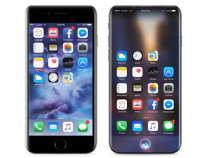 iPhone 8 Concept Designs Surface Online, Bezel-less Display And OLED Panel Showcased