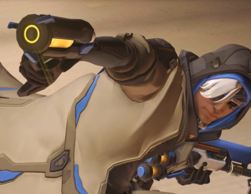 Overwatch: Mercy And Ana Are Paving The Road For Season 4