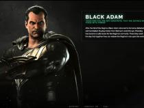 Injustice 2 Roster Update: Black Adam Revealed Via Gameplay Trailer