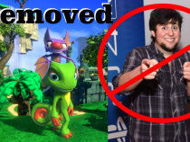 YouTube Star JonTron Removed From Yooka-Laylee After Racist Comments