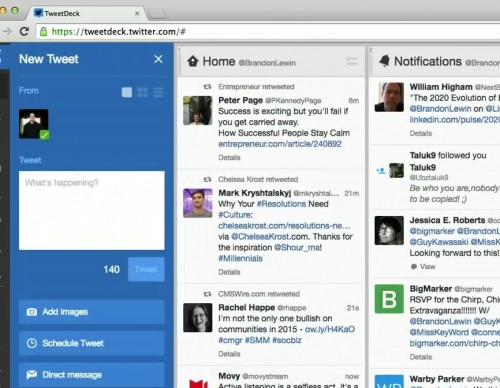 Twitter Offers Advanced Tweetdeck Access To Paid Members