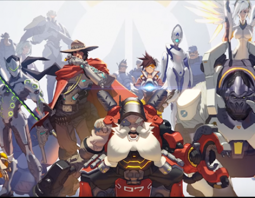 Patch 2.08 Is Now Live On Overwatch, Details Here