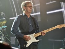 Eric Clapton Performs at Madison Square Garden