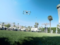 Amazon Prime Air Drone's First Ever US Delivery Is A Box Of Sunscreen