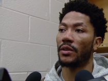 Derrick Rose Says Winning Is His Priority Over Money In Free Agency