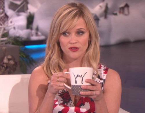 Reese Witherspoon's Happy Marriage Of Six Years