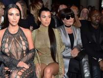 Balmain : Front Row - Paris Fashion Week Womenswear Spring/Summer 2017