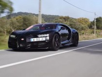 The new Bugatti Chiron Gives Fans Of Fast Cars Something To Cheer For