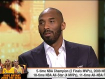 Kobe Bryant Interview First Take March 27, 2017.