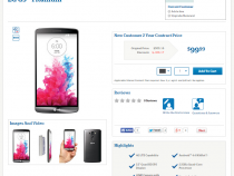 LG G3 on US Cellular