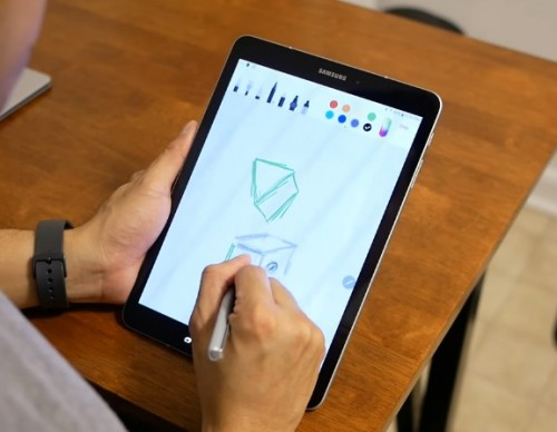 Samsung Tab S3 Review: The Stylish HDR-Ready Tablet Is An Able iPad Pro Foe