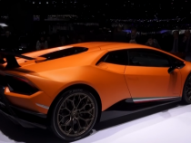How The Lamborghini Huracán Performante Beats The Porsche 918 Spyder