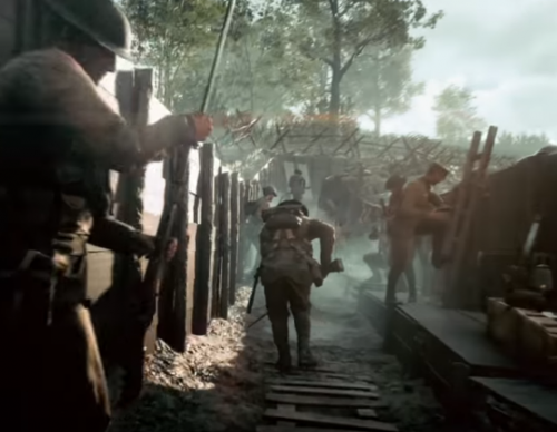 Platoon Feature Is Now Available In Battlefield 1 CTE