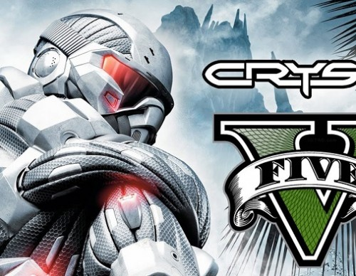 Experience Crysis' Nanosuit In GTA 5 With This Mod