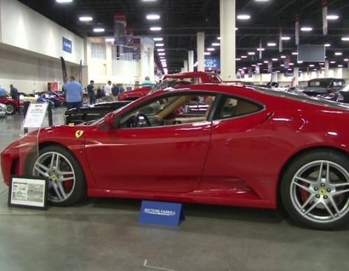 Donald Trump's Ferrari Fails Big Time In Auction