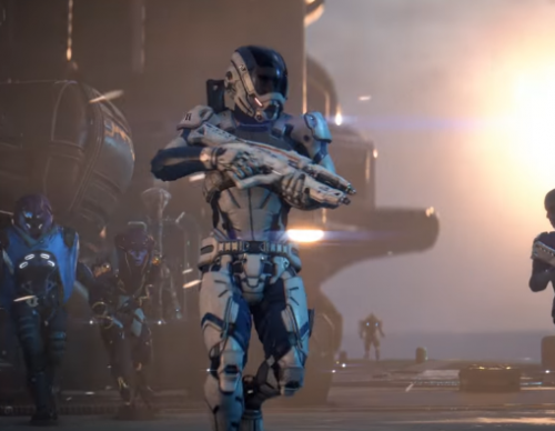 Mass Effect Andromeda Guide: Everything About Combat