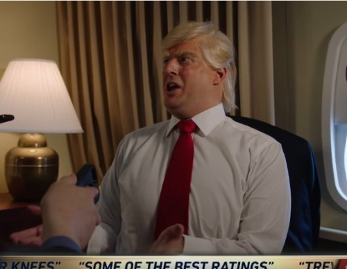 Donald Trump Impersonator Gets Own Comedy Show; Details Inside