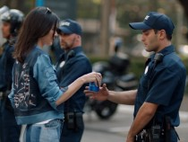 New Pepsi Ad Shows Kendall Jenner Joining 'Black Lives Matter' Protest