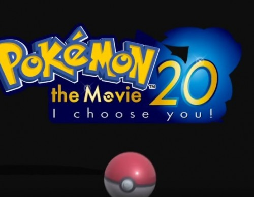 'Pokemon I Choose You' Is Pokemon's 20th Year Anniversary Movie Offering; Details Inside