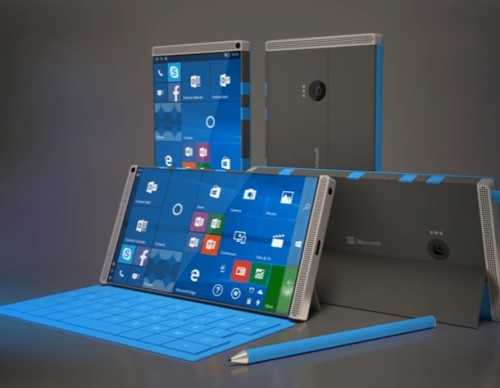 The Next Microsoft Surface Device May Have Two Screens Including An E-Paper Display