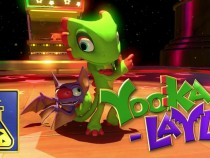 Banjo-Kazooie Sequel Yooka-Laylee Gets Mixed Reviews