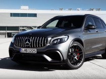 The V8-Powered 2018 Mercedes-AMG GLC63 Comes In SUV And Coupe Versions