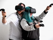A Preview Of Scotland's First Virtual Reality Arcade
