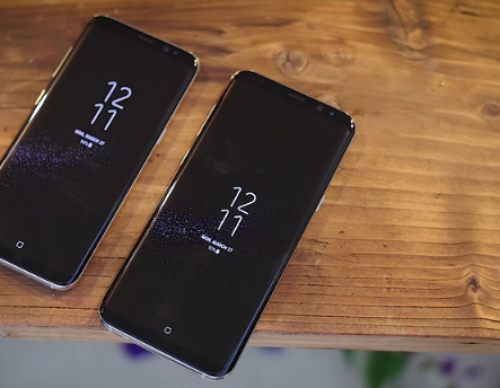 Samsung Increases Production Of The Galaxy S8 Plus