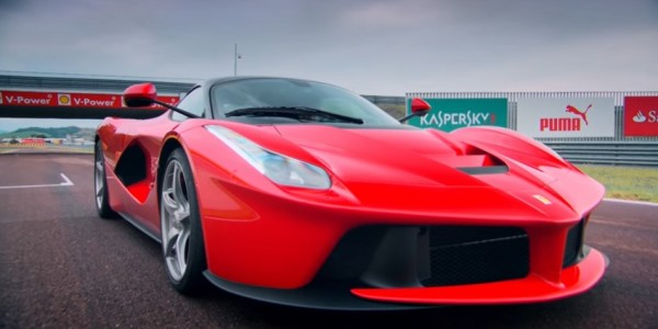 Rare Ferrari Laferrari To Be Destroyed By South African