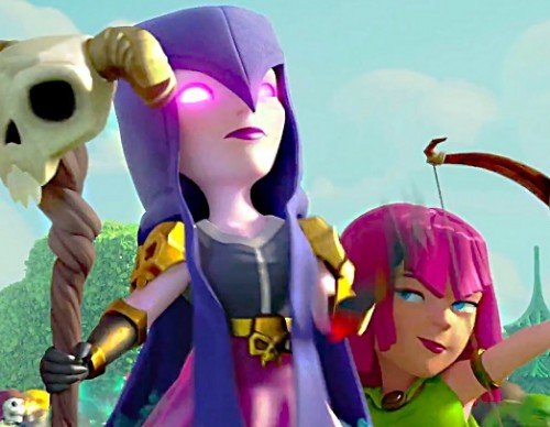 A Huge Clash Of Clans Update Is Coming