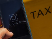 Barcelona Cabs Strike Against Uber Taxi App