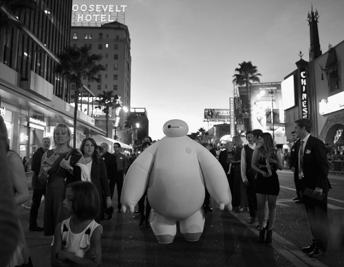 Los Angeles Premiere Of Walt Disney Animation Studios' 'Big Hero 6' - Red Carpet