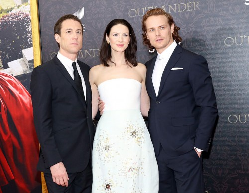 'Outlander' Season Two World Premiere - Arrivals
