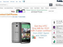 Amazon deals for contract cell phones